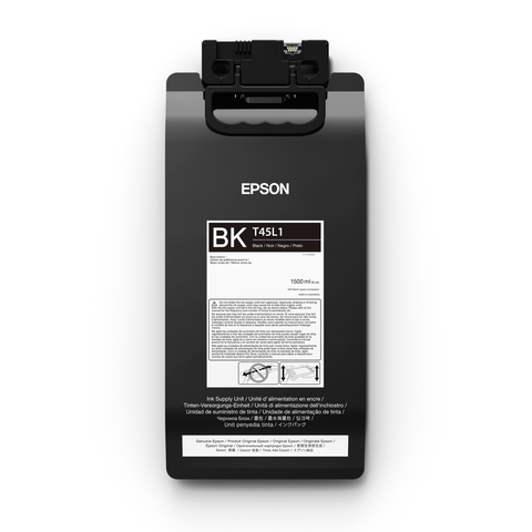 Epson UltraChrome® GS3 Bulk Inks, 1500ml Cartridges
