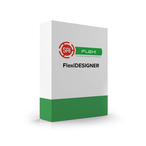 FlexiDESIGNER - Sign Making Software