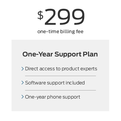 AirMark One-Year Technical Support Plan