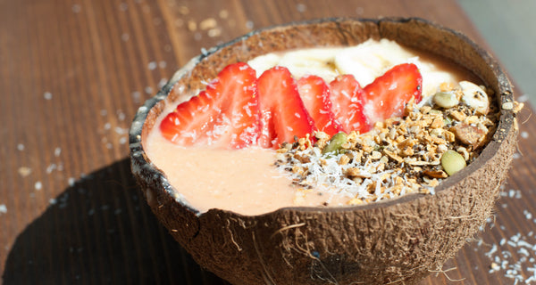 Fresh and Happy Smoothie Bowl