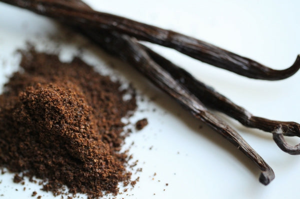 KAPOW! Now You Know: Raw Vanilla