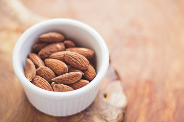 KAPOW! Now You Know: Almonds