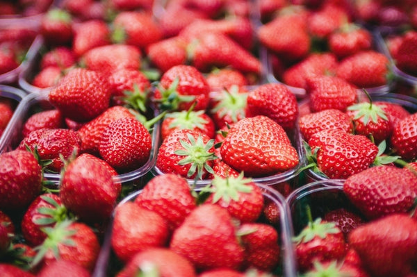 KAPOW! Now You Know: Strawberries