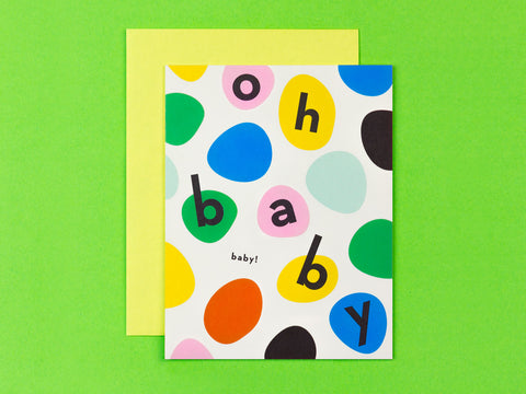 Oh Baby Baby! Bouncing Dots