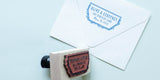 Rubber Address Stamp