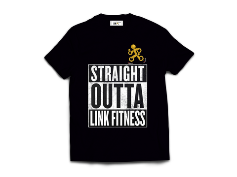"""Straight Outta Link Fitness"""
