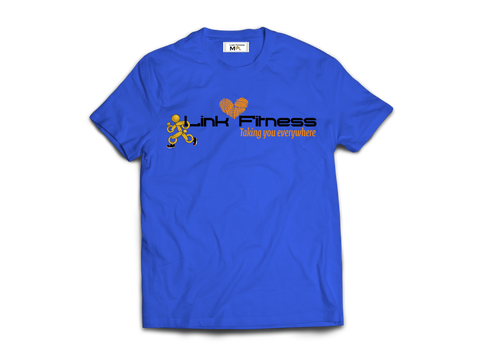 """Link Fitness, Taking You Everywhere"""