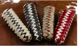 ARKH - Braided Rawhide Scabbard in a variety of colors