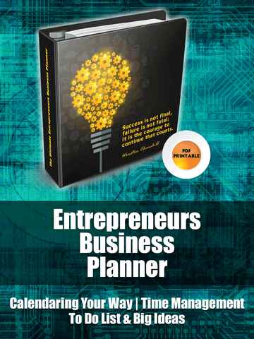 Effective Entrepreneurs Business Planner