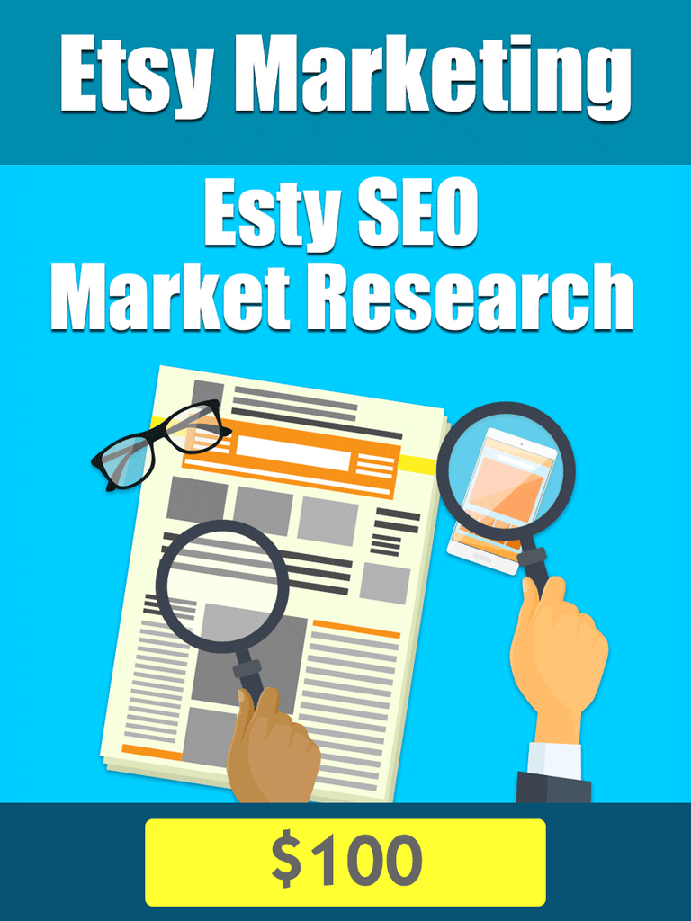 Etsy SEO - Market Research