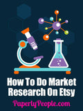 How To Do Etsy Market Research