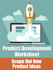 Product Development (Worksheets)
