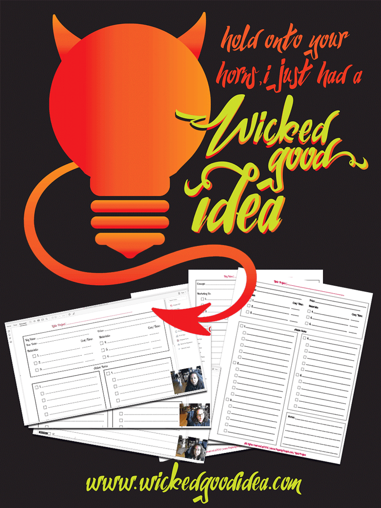 Wicked Good Idea - Ideas Tracking System