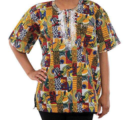 African Print Dashiki - My African Goods & Exotic Scents - 3