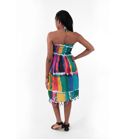 Baby Doll Color Dress - My African Goods & Exotic Scents - 1
