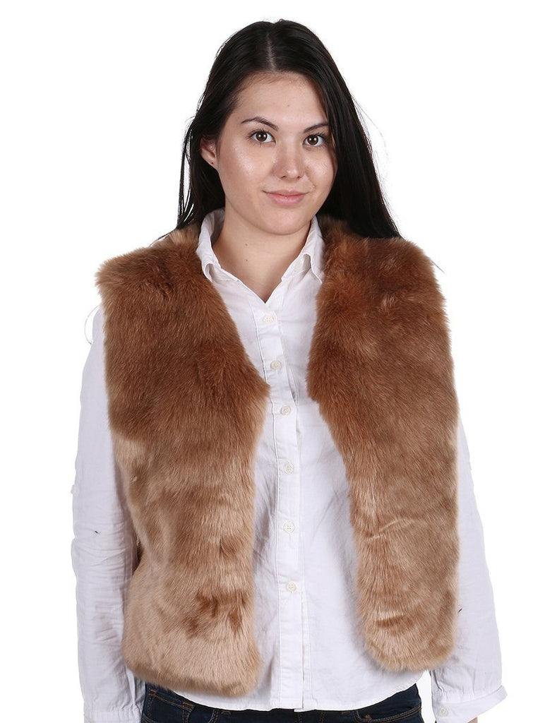 RUSSIAN STYLE SOFT FUR BROWN