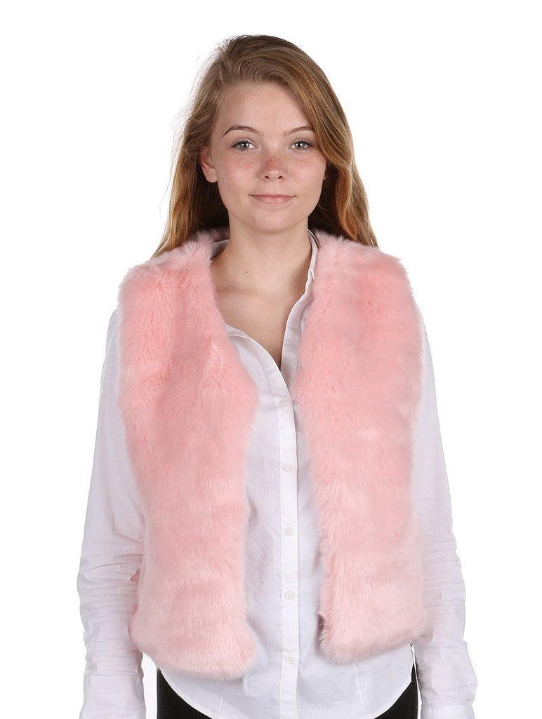 RUSSIAN STYLE SOFT FUR PINK