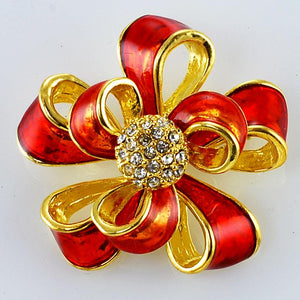 Ribbon Brooch - My African Goods & Exotic Scents