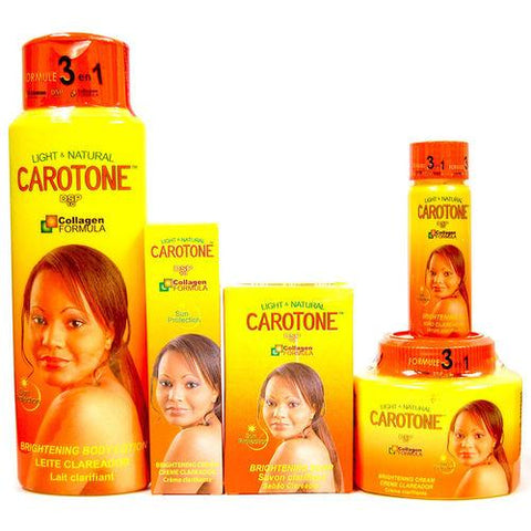 Carotone Complete Package