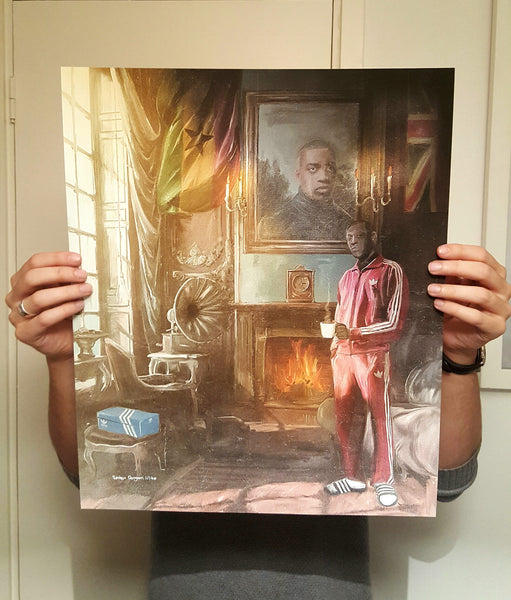 'Lord of the Manor' Print - Legends of the Scene