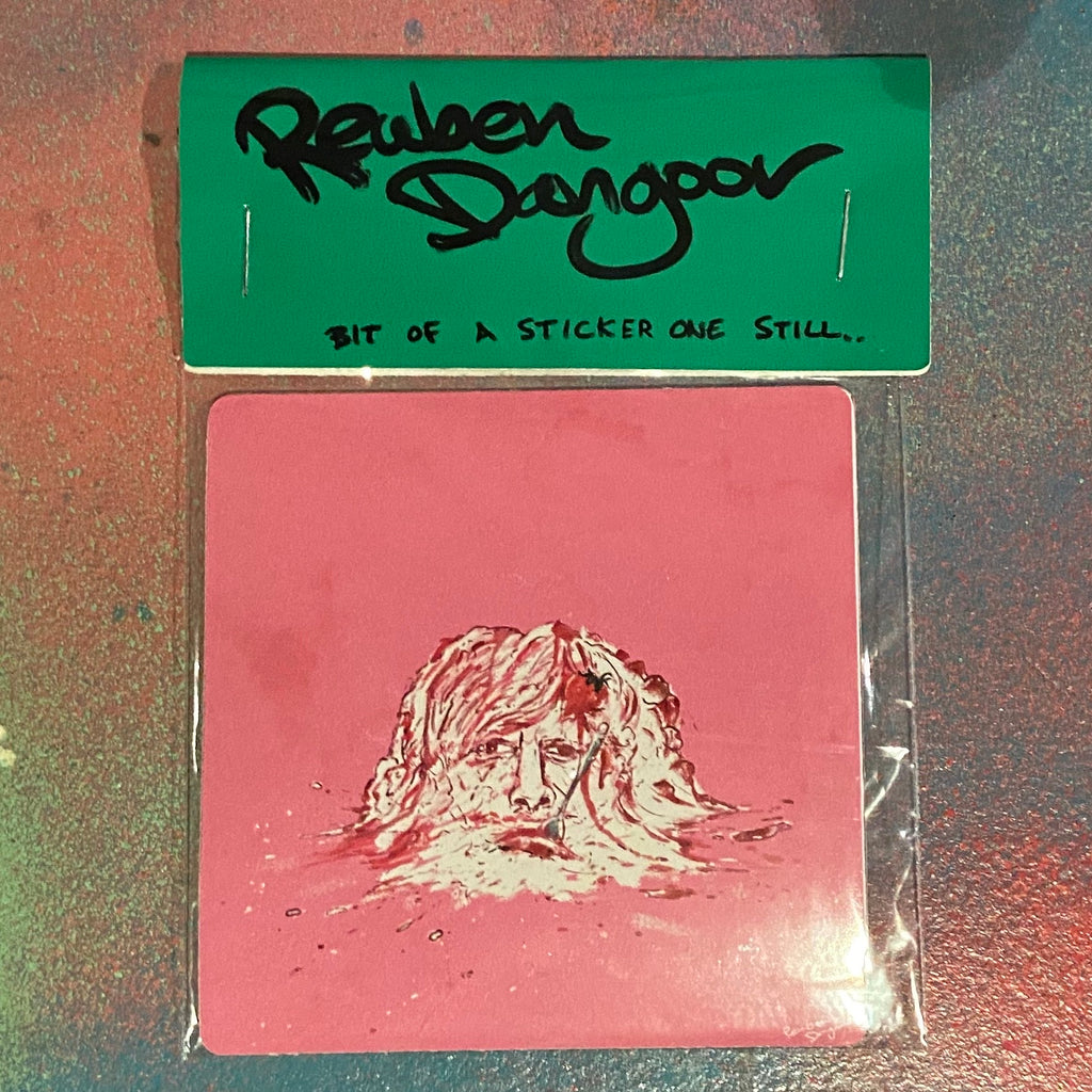 Reuben Dangoor Sticker Pack III