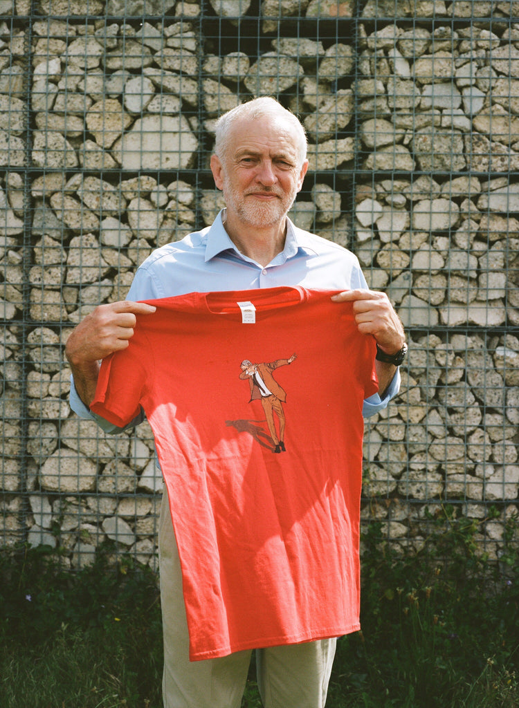 Corb N Dab Tee - General Election Edition