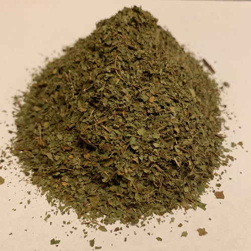 Be Happy Botanicals, Premium White Indo - Crushed Leaf [Kratom, Supplements, & Botanicals]