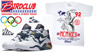 OLYMPIC INSPIRED SHIRTS TO MATCH FOAMPOSITES, 180'S, UPTEMPOS & MORE