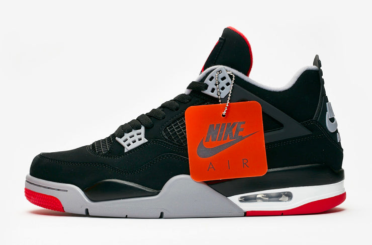 "Air Jordan 4 ""Bred"" release & Sneaker Tees to match"
