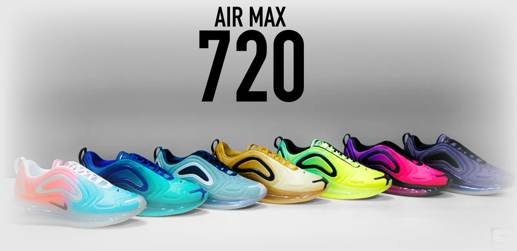 AIR MAX 720 RELEASES