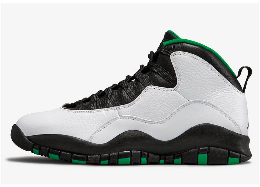 "Don't Call It a Comeback...25 Years later the Air Jordan 10 ""Seattle"" color way is BACK!"