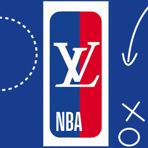 Louis Vuitton, Virgil Abloh & the NBA Teaming up