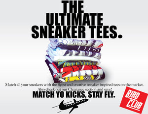 The Ultimate Sneaker Tee Company