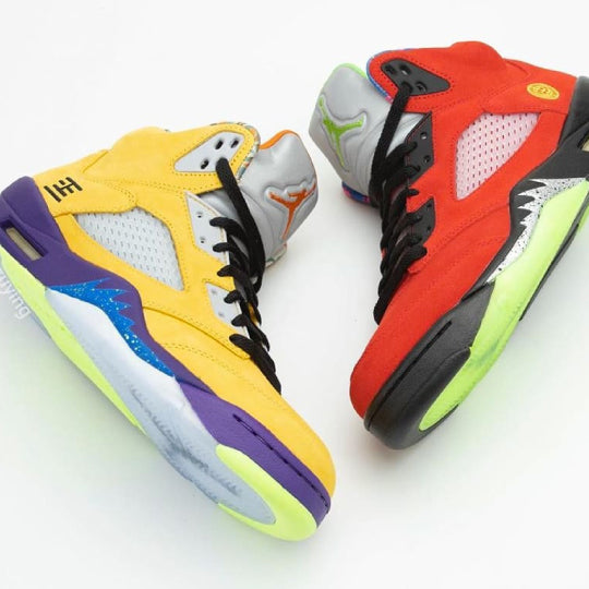 WHAT THE ? AIR JORDAN RETRO 5 RELEASE INFO.