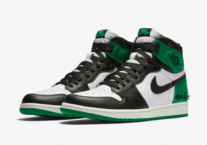 "WOMENS: AIR JORDAN 1 HIGH OG ""LUCKY GREEN"" FALL 2020"