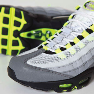The Iconic Air Max 95 OG Neon Color rumored for end of 2020