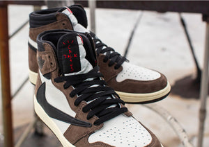 Air Jordan 1 and Travis Scott team up again for another funky collaboration