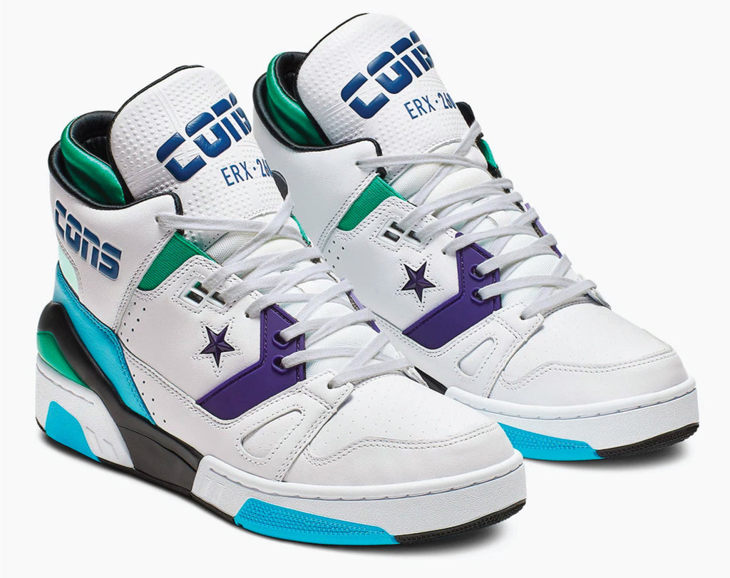 Don C And Converse combine A ERX-260 All-Star Weekend in Charlotte this weekend.