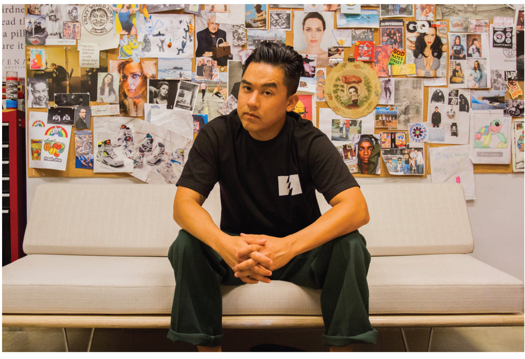 BOBBY HUNDREDS GIVES HIS 2 CENTS ON THE STATE OF STREETWEAR TODAY