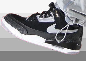The Tinker 3 revisits in August in a Black, Cement Grey and Elephant Print