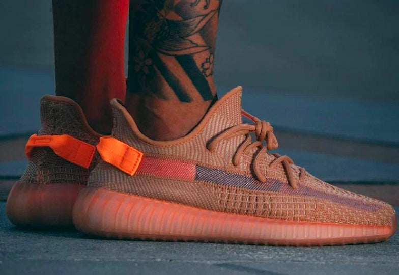 "The adidas Yeezy Boost 350 v2 ""Clay"""