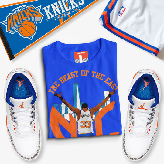 Air Jordan retro 3 knicks sneaker tees