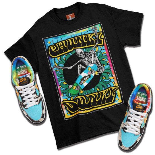 Shirts to match the Nike SB Chunky Dunky Ben and Jerry shirt.