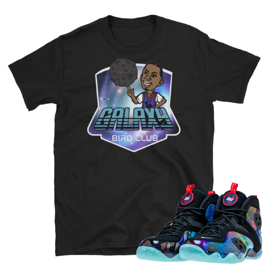 Nike Zoom Rookie Galaxy Sneaker Tees to match