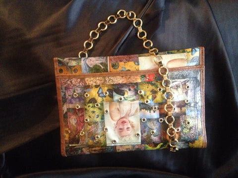 Evening Bag - SOLD, TO ORDER NEW $1,500