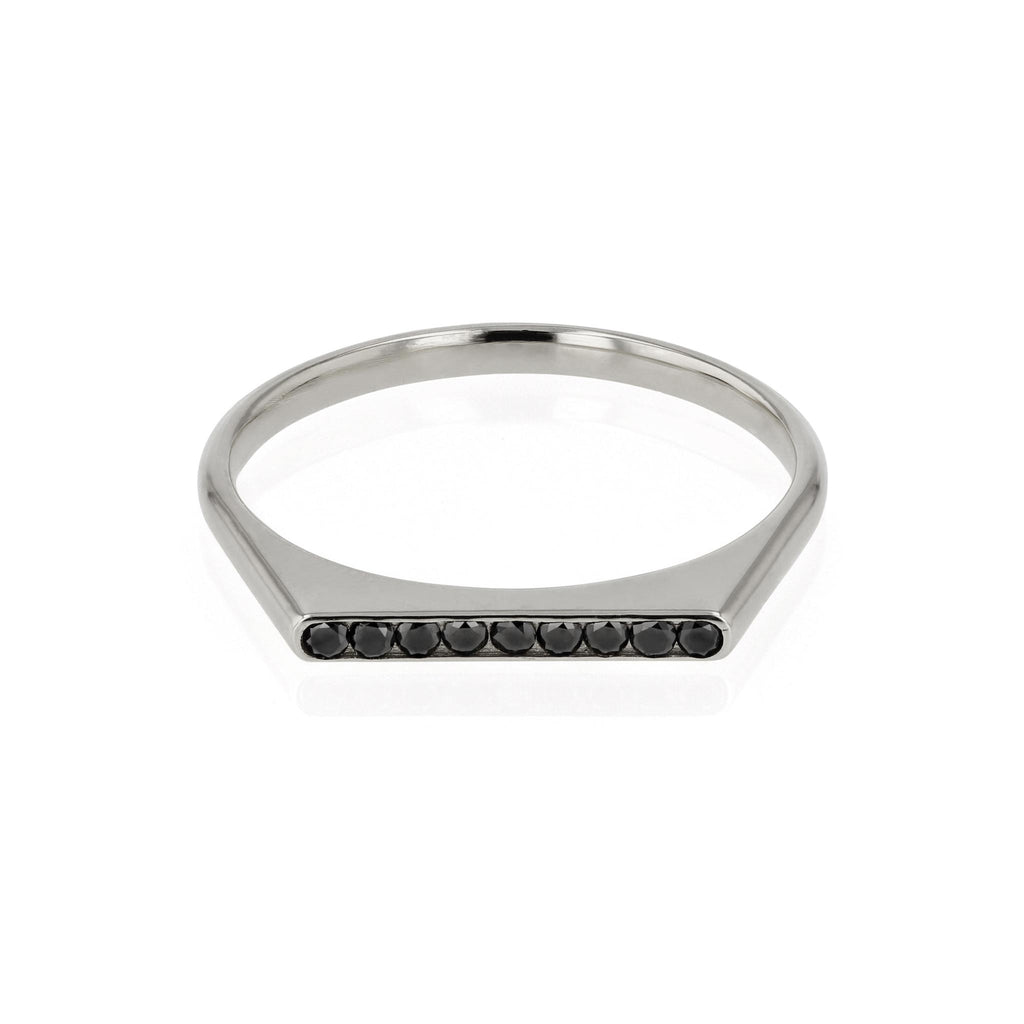 Black Diamond Unity Ring