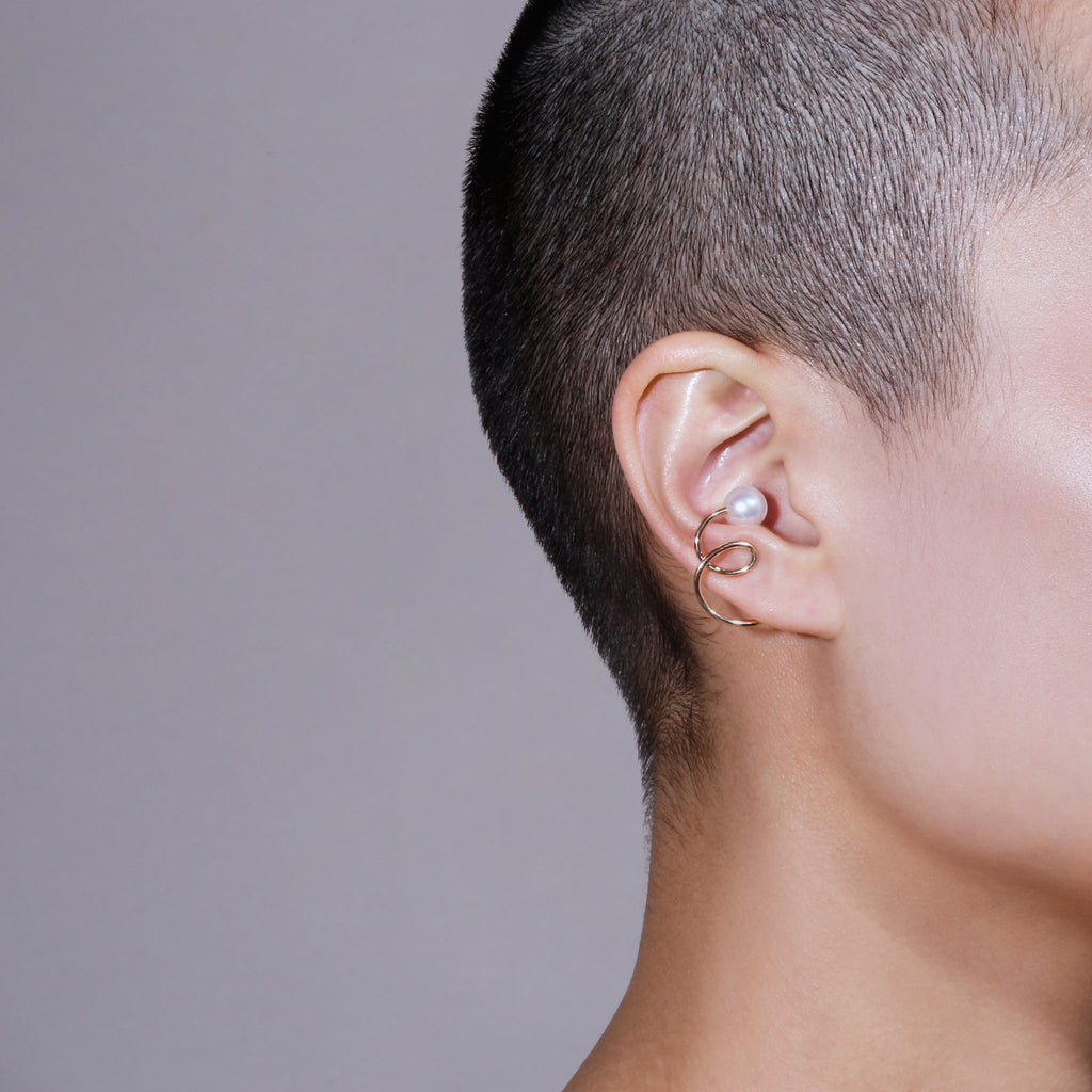 Buoy Ear Cuffs | Vermeil