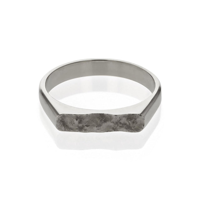 Chiselled Unity Ring