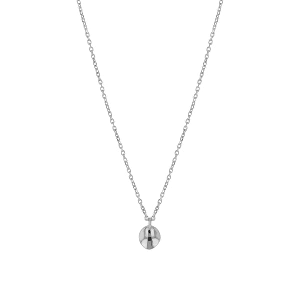 Fine Cell Necklace Silver | Sarah & Sebastian