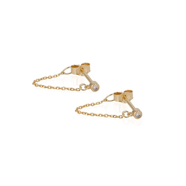 Diamond Molly Earring